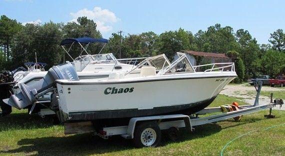 Boats for Sale & Yachts Mako 195 Dual Console 1991 Mako Boats for Sale