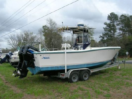 Mako 261 CC 1991 Mako Boats for Sale