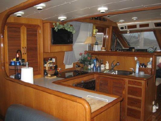 Monte Fino Motor Yacht 1991 All Boats