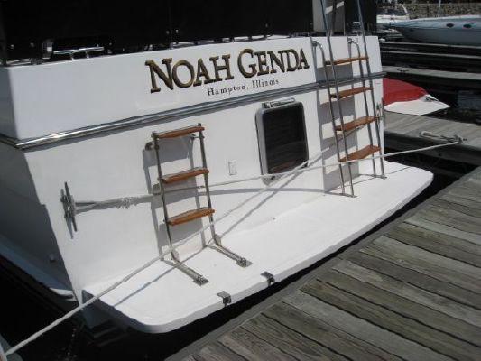 Boats for Sale & Yachts Ocean Alexander Sundeck 1991 Ocean Alexander Boats