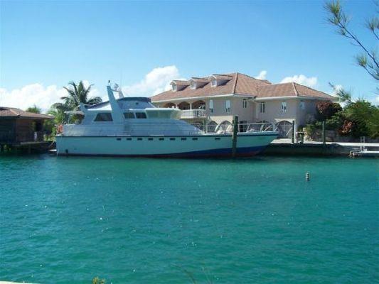 Patrol Gun Boat Conversion to Gentleman's Yacht 1991 All Boats