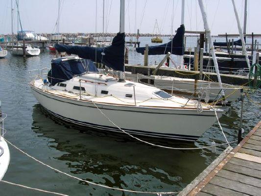 1991 pearson shallow draft sloop  4 1991 Pearson Shallow Draft Sloop