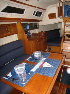 1991 pearson shallow draft sloop  5 1991 Pearson Shallow Draft Sloop
