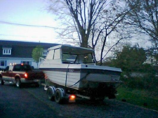 Penn Yan 215 Tempest Hardtop ** w/Trailer ** 1991 All Boats