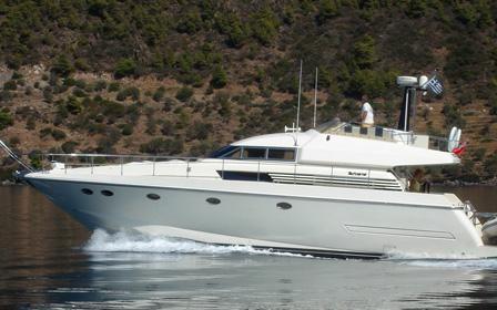 Posillipo Technema 51 1991 All Boats