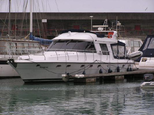 Riva Tek 44 flybridge cruiser 1991 Flybridge Boats for Sale