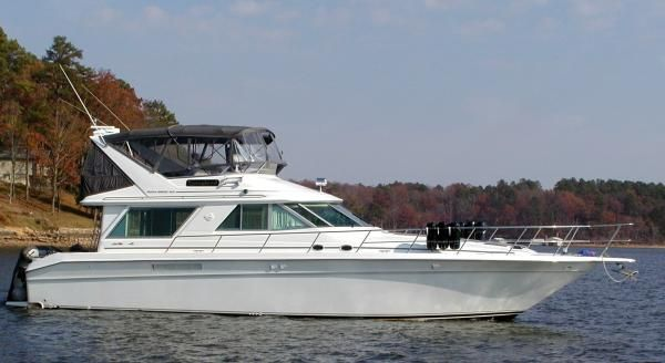 1991 Sea Ray 500 Sedan Bridge Boats Yachts For Sale