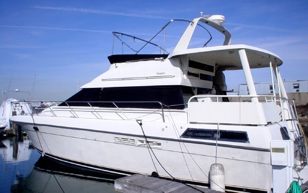 1991 silverton motor yacht boats yachts for sale for Silverton motor yachts for sale