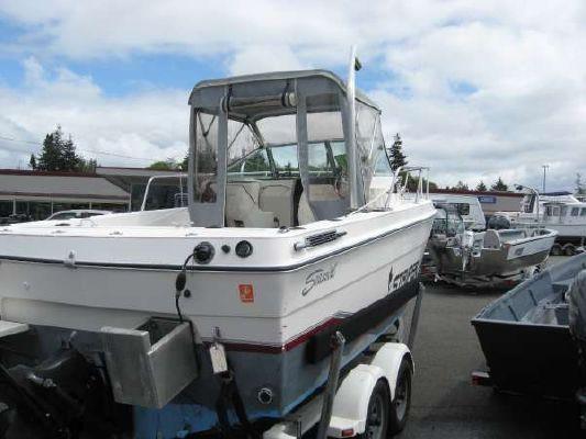 Boats for Sale & Yachts Striper 210 Striper W/A Sable 1991 Seaswirl Striper for Sale