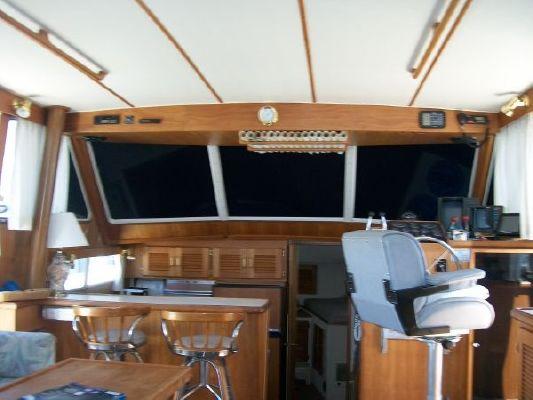 Tollycraft 48 Cockpit Motor Yacht 1991 All Boats