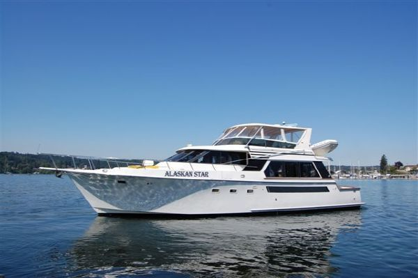 Boats for Sale & Yachts Tollycraft 57 PHMY 1991 All Boats