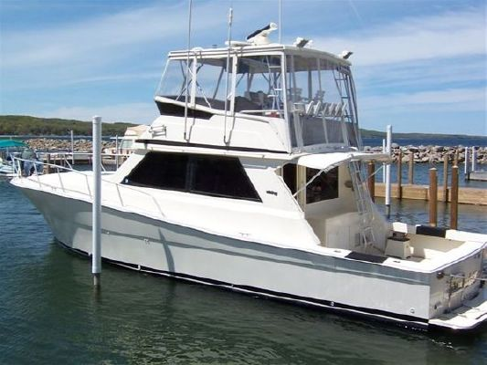 Boats for Sale & Yachts Viking * Convertible (Stk#B4294) 1991 Viking Boats for Sale