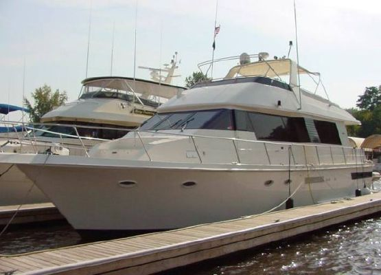 1991 Viking Motor Yacht Boats Yachts For Sale