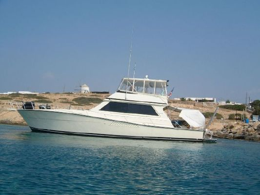 Viking Yachts 58 Convertible 1991 Viking Boats for Sale Viking Yachts for Sale