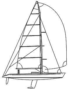 Cuidado Sailboat 1992 for sale All Boats