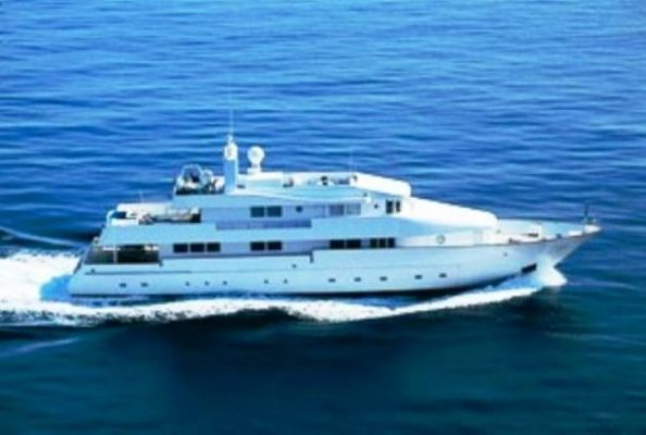 Aegean Builders Steel Cruiser 126 feet 1992 All Boats