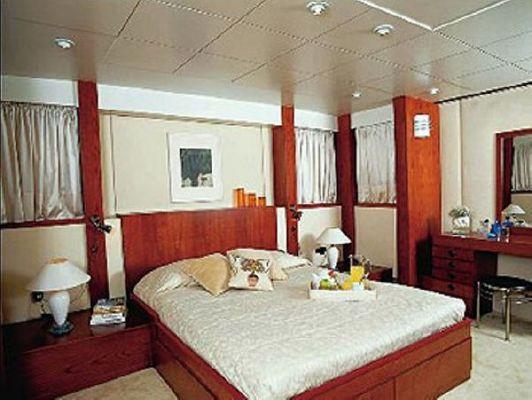 Aegean Builders Steel Cruiser 126 feet 1992 All Boats