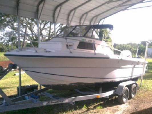 1992 angler 204 walkaround boats yachts for sale for Angler fish for sale