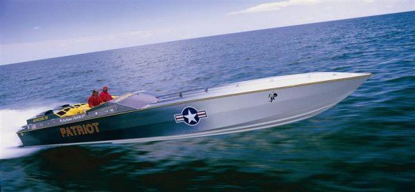 Apache Powerboats Custom 1992 All Boats