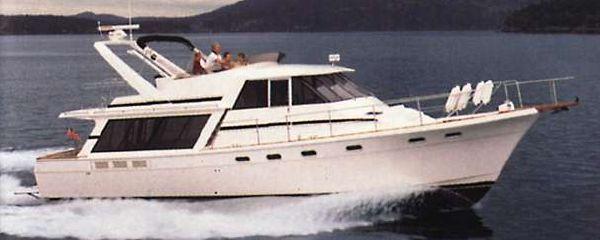 1992 bayliner 4588 motoryacht  1 1992 Bayliner 4588 Motoryacht