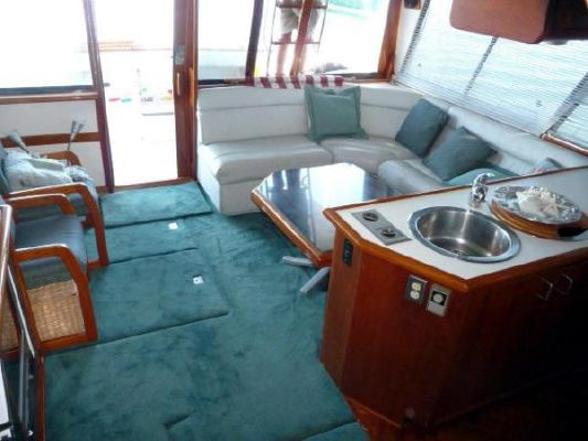 1992 bayliner 4588 motoryacht  11 1992 Bayliner 4588 Motoryacht
