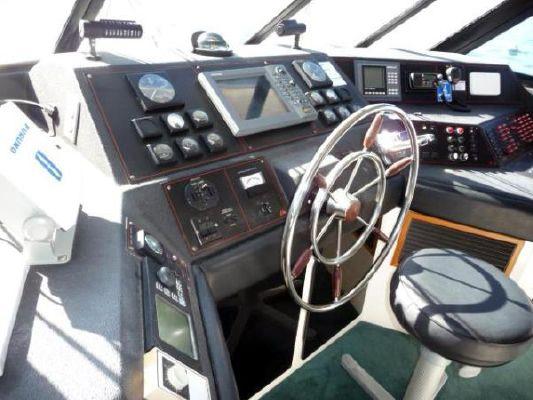 1992 bayliner 4588 motoryacht  12 1992 Bayliner 4588 Motoryacht