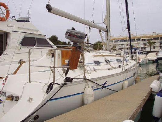 1992 beneteau oceanis 300  1 1992 Beneteau Oceanis 300