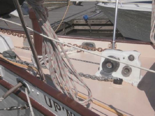1992 bill garden design pilothouse cutter rig sailboat  10 1992 Bill Garden Design Pilothouse Cutter Rig Sailboat
