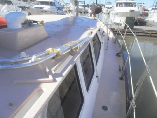 1992 bill garden design pilothouse cutter rig sailboat  13 1992 Bill Garden Design Pilothouse Cutter Rig Sailboat