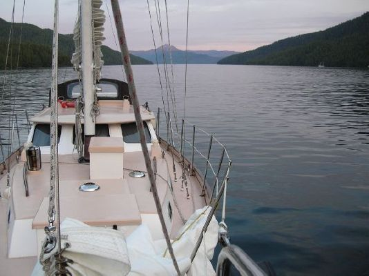 1992 bill garden design pilothouse cutter rig sailboat  24 1992 Bill Garden Design Pilothouse Cutter Rig Sailboat