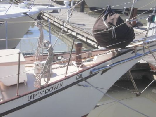 1992 bill garden design pilothouse cutter rig sailboat  9 1992 Bill Garden Design Pilothouse Cutter Rig Sailboat