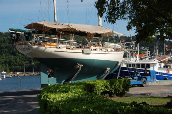 Cecil Lange and Sons Cape George 45 Atkin Ketch 1992 Ketch Boats for Sale