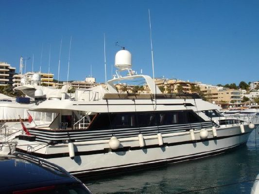Cheoy Lee 92 **** KEEN SELLER! **** 1992 Cheoy Lee for Sale