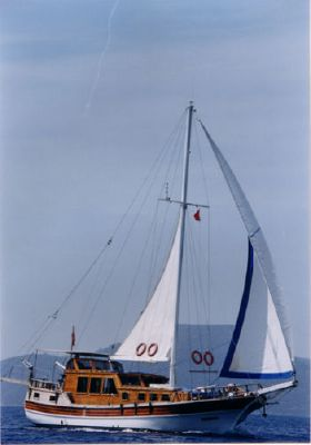 Boats for Sale & Yachts COLAK EROL TRANSOM STERN GULET 1992 Ketch Boats for Sale