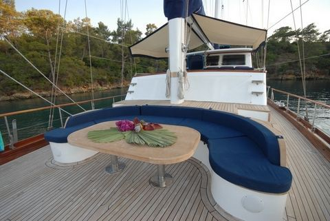 Boats for Sale & Yachts Custom Gulet Type Traditional Wooden Motor Sailer 1992 Ketch Boats for Sale