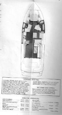 Fairline 41 1992 Motor Boats