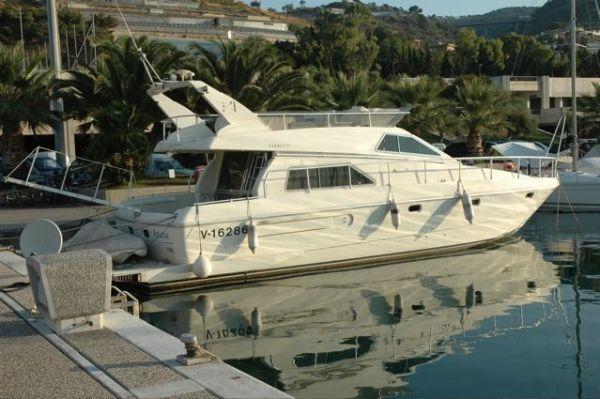 Ferretti 145 1992 All Boats