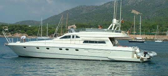 Ferretti 58 1992 All Boats