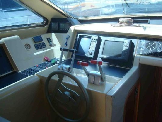 Ferretti 60 1992 All Boats