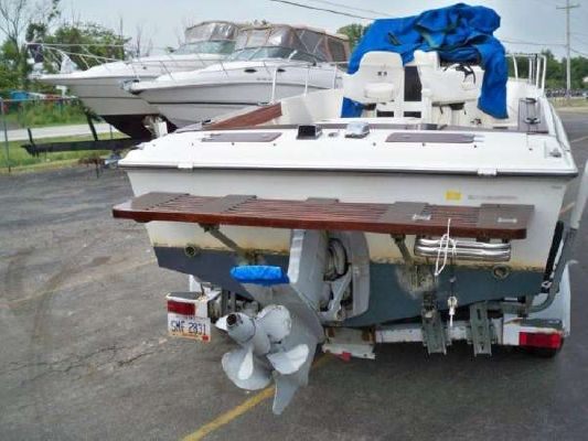1992 galaxy boats 228 walk  2 1992 GALAXY BOATS 228 Walk