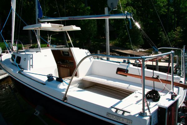 1992 general boats rhodes 22  3 1992 General Boats Rhodes 22
