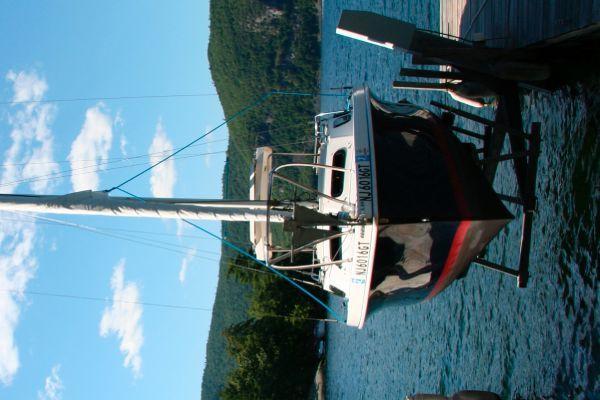 1992 general boats rhodes 22  7 1992 General Boats Rhodes 22