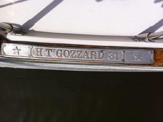 1992 gozzard 31  27 1992 Gozzard 31
