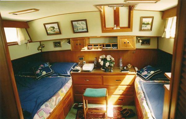 Grand Banks 42 Classic 1992 Grand Banks Yachts