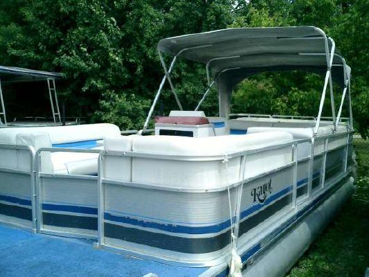 Harris Kayot 24' Pontoon 1992 Pontoon Boats for Sale