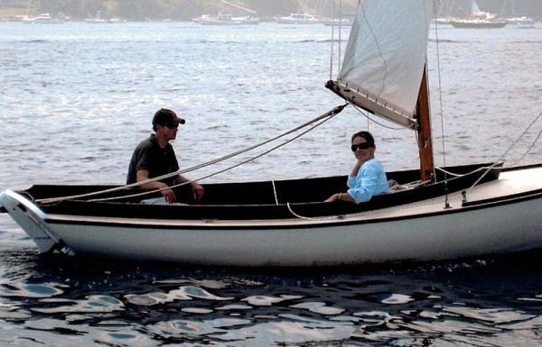 Herreshoff Buzzard's Bay 14 Sloop 1992 Sloop Boats For Sale