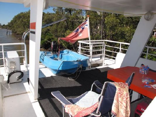 Homecruiser Steel 50' Catamaran 1992 Catamaran Boats for Sale