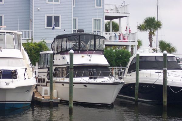 Jefferson Viscount VERY NICE 1992 All Boats