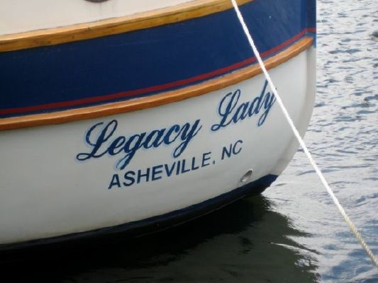 1992 Legacy Yachts Boats Yachts For Sale
