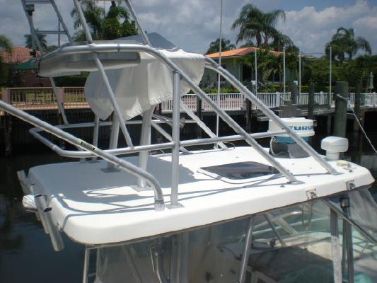 Luhrs 300 Tournamant 1992 All Boats
